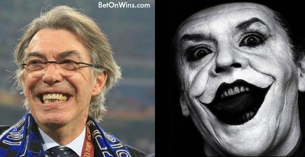 Massimo Moratti – The Joker