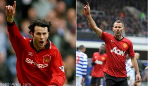giggs 1000 games