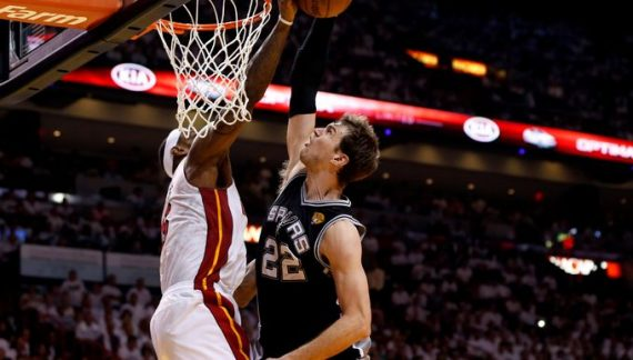 June 10, 2014 NBA Finals, Game 3: Spurs at Heat Prediction