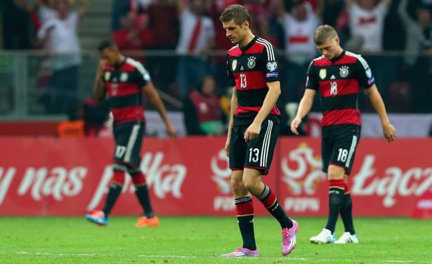 October 14, 2014: Germany v Ireland Prediction