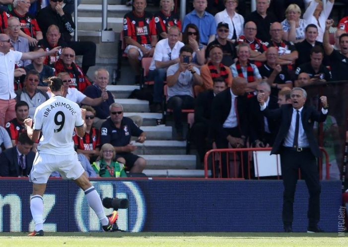 Aug 19, 2016: Today's Top Pick: Man United v Southampton Prediction