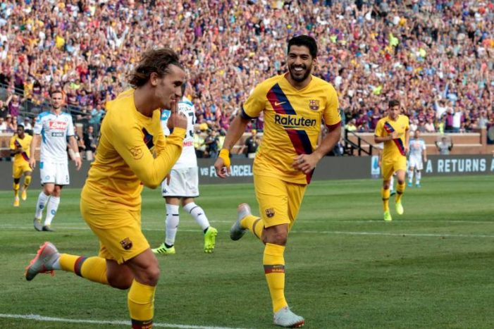 August 16th, 2019: Today's Best Betting Pick, Athletic Bilbao v Barca Prediction